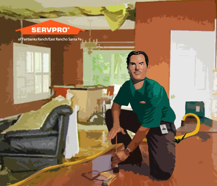 Water Damage Steps to prevent the worst on water damage