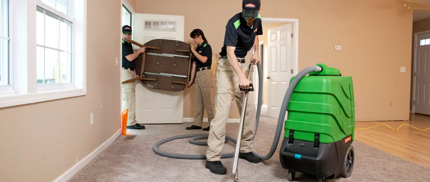 Rancho Santa Fe, CA residential restoration cleaning